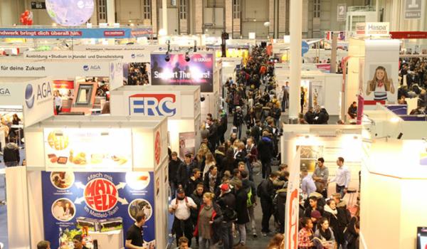 Einstieg Hamburg - Deutschlands größte Messe zur Azubi- und Studierendengewinnung