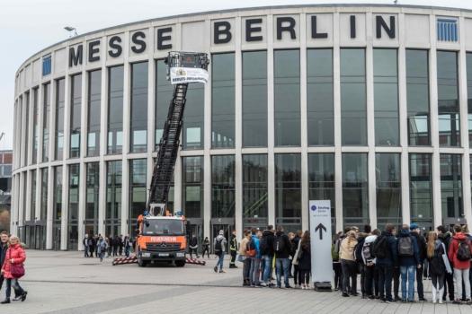 Seit 10 Jahren findet die Einstieg Berlin statt