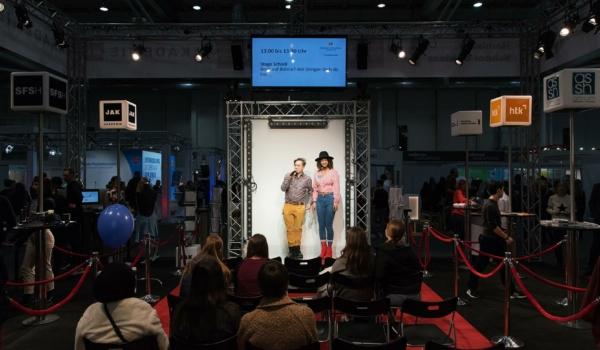 Die Einstieg Hamburg bietet ein abwechslungsreiches Bühnenprogramm